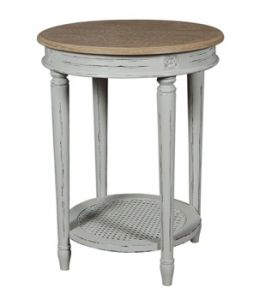 Valerie Round Side Table