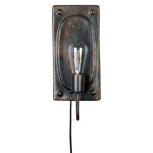 Wall Lamp Brody Vintage Brown