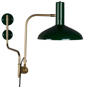 Wall Lamp Devi Green