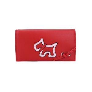 Wallet Highland Red
